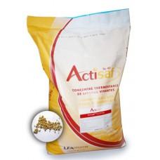Актисаф - дрожжевой пробиотик для свиней.